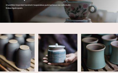 Pottery Studio Gallery